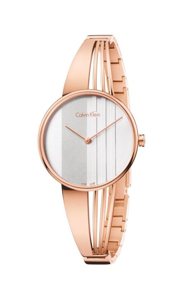 orologio Ck in oro rosa