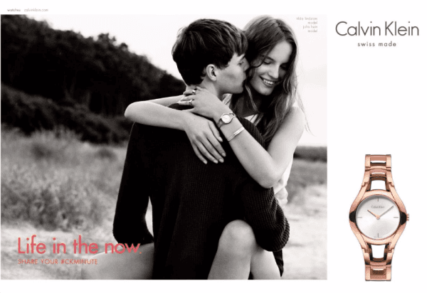 P Calvin Klein class