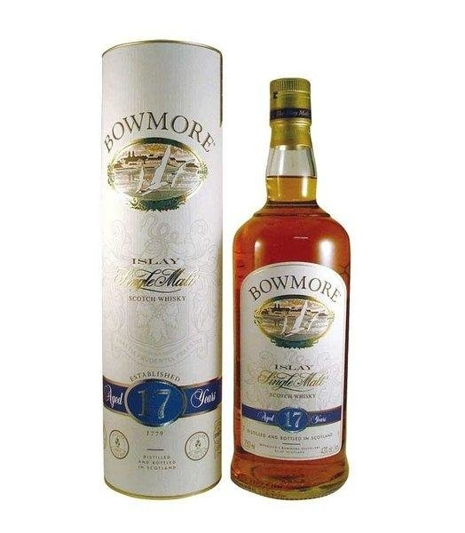 Bowmore 17 y