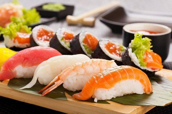 Sushi di vario tipo