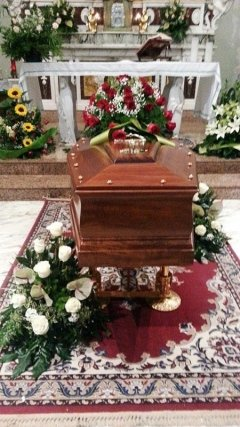 funerale a san severo