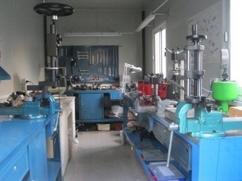 Riparazione mezzi industriali