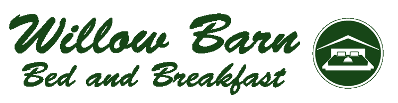 Willow Barn Bed and breakfast logo