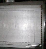 taglio termico, piastre di giunzione guide, carpenterie acciaio