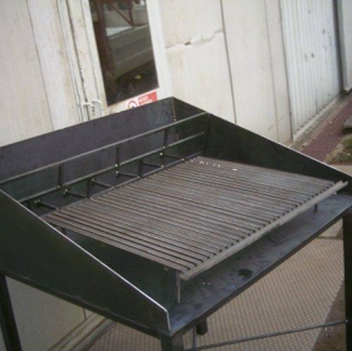 griglia barbecue in ferro