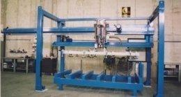 progettazione di carpenteria metallica, riparazione macchine industriali, cesoiatura della lamiera