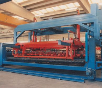 montaggi industriali, asservimenti per industria siderurgica, asservimenti per industria vetraria