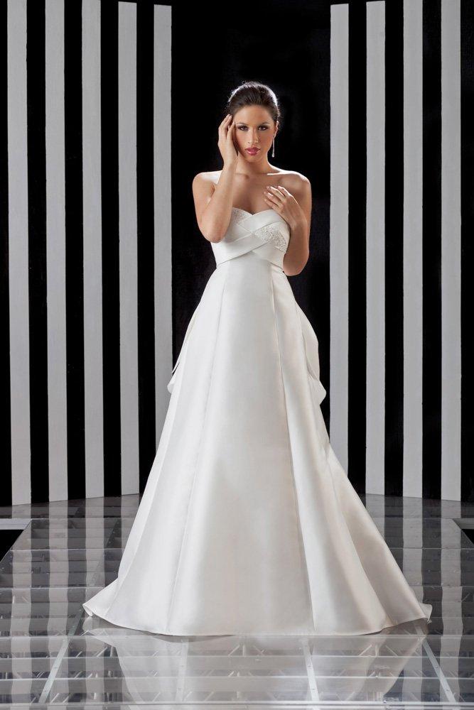 abito da sposa, modello 16
