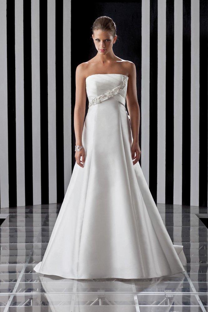 abito da sposa, modello 14