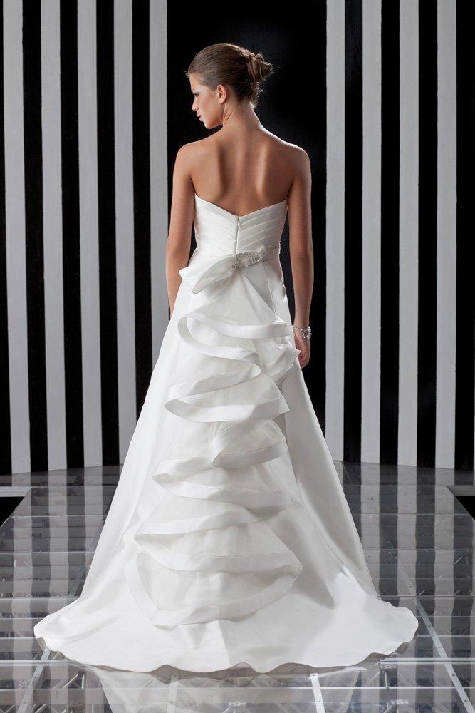 abito da sposa, modello 9