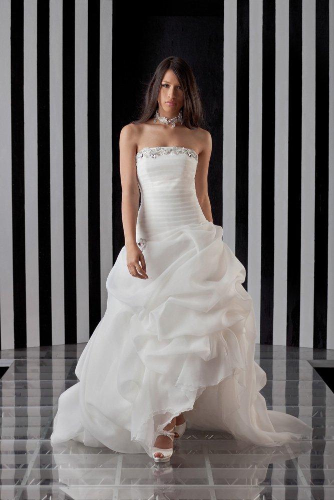 abito da sposa, modello 15