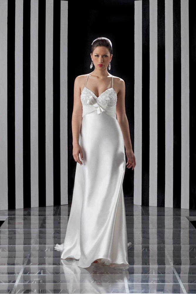 abito da sposa, modello 13