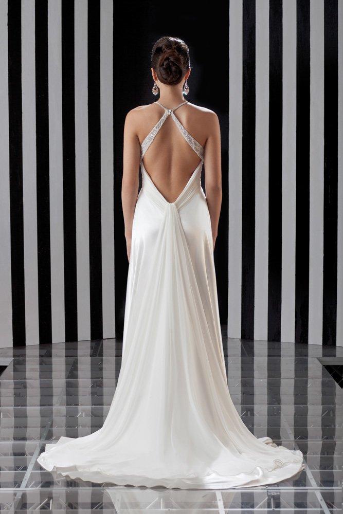 abito da sposa, modello 7