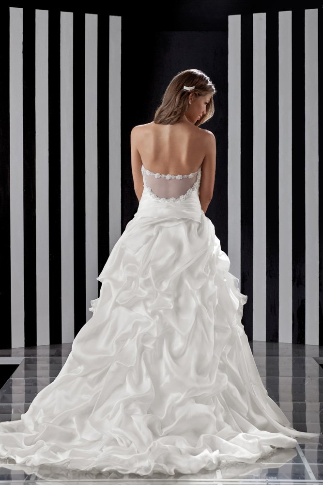 abito da sposa, modello 10