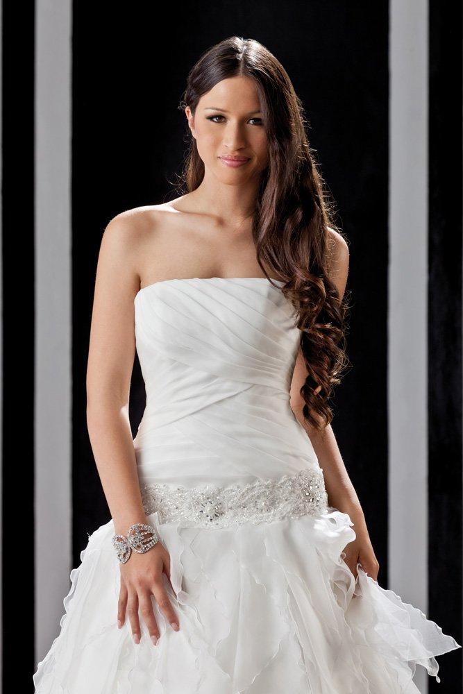 abito da sposa, modello 2