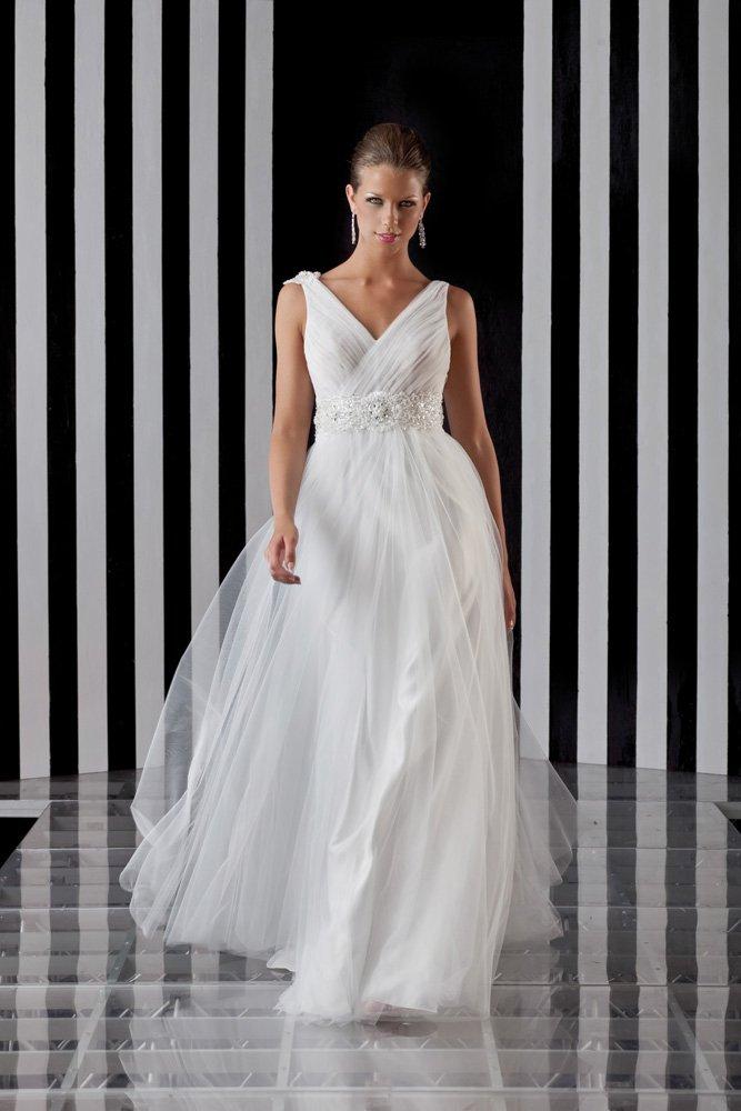 abito da sposa, modello 4