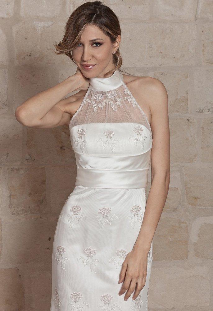 abito da sposa, modello 58