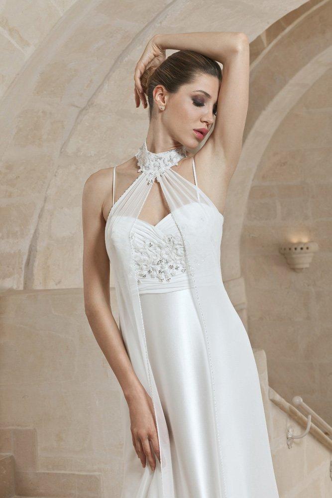 abito da sposa, modello 59