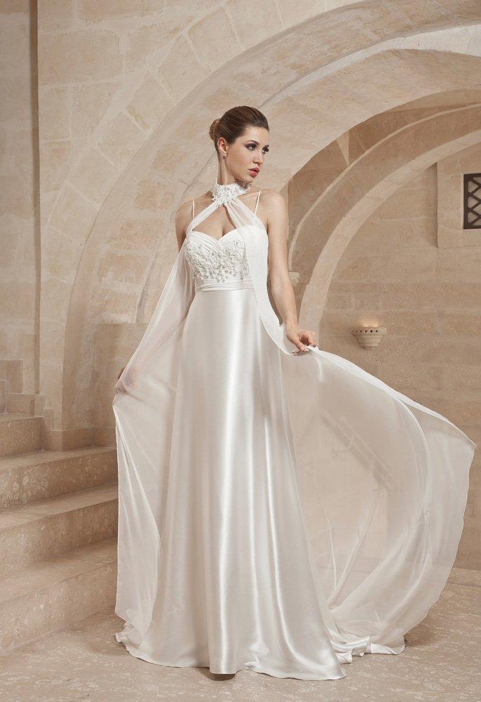 abito da sposa, modello 46