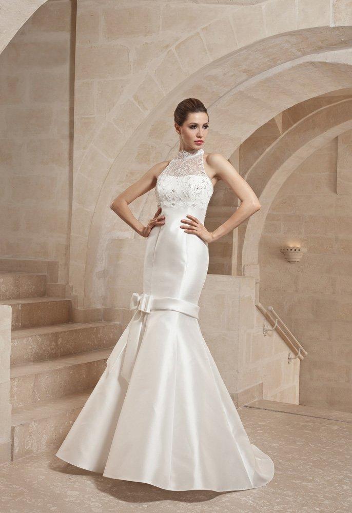 abito da sposa, modello 44