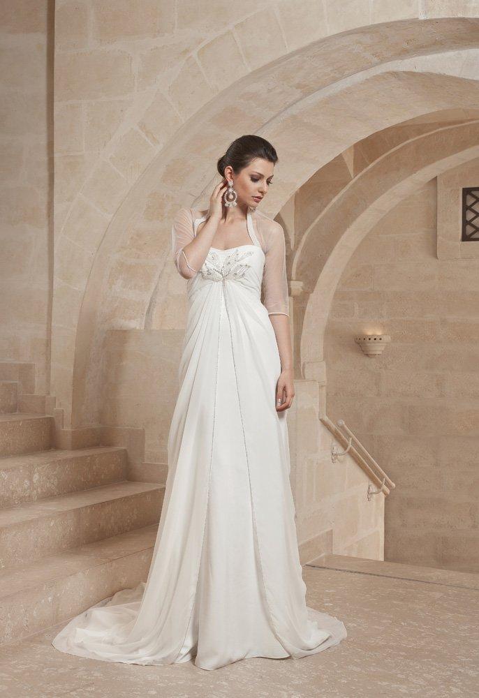 abito da sposa, modello 41