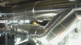 isolamento impianti riscaldamento industriali