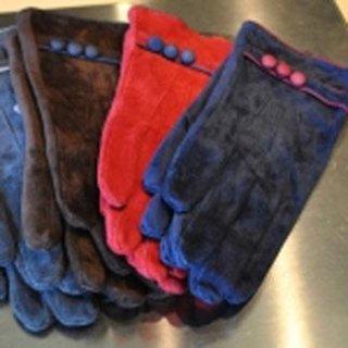 guanti pelle