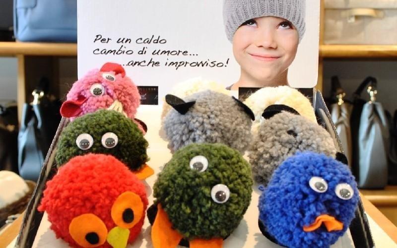 Cappelli colorati Valigeria De Angeli