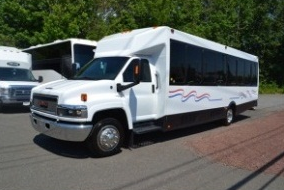 Motor Coach - Party Bus