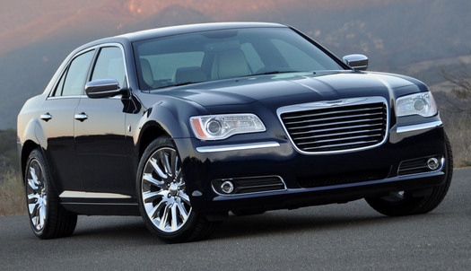 Chrysler 300 Car Service