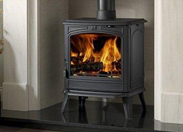 latest woodburner