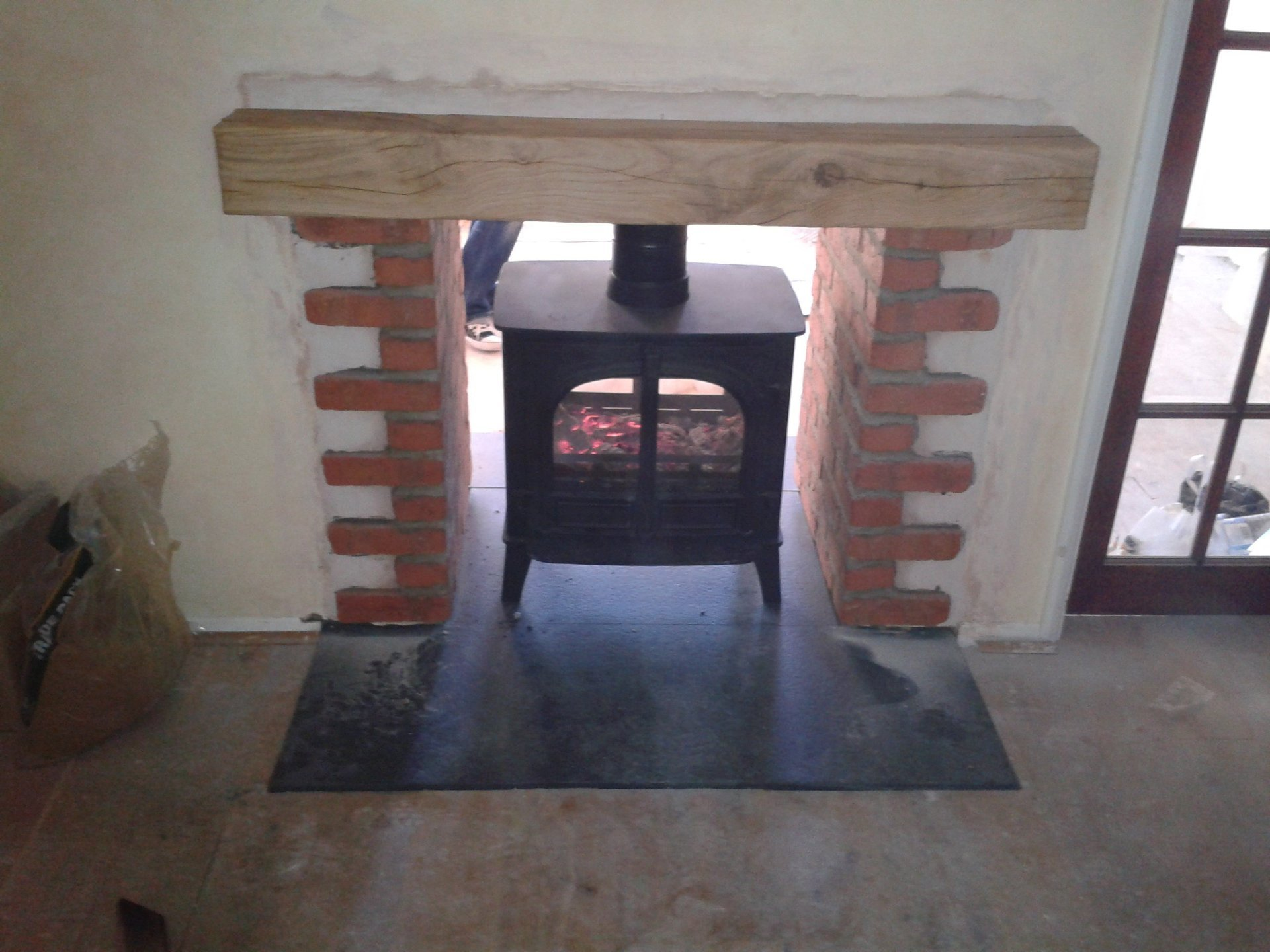 a wide range of beutiful fireplaces surrey