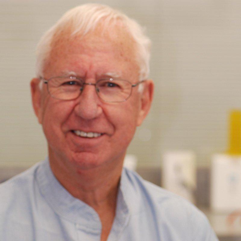 Dr. Alf Johnson B.D.S