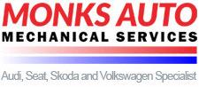 Monks Auto Mechanical Services logo