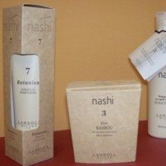 shampoo e balsamo Nashi