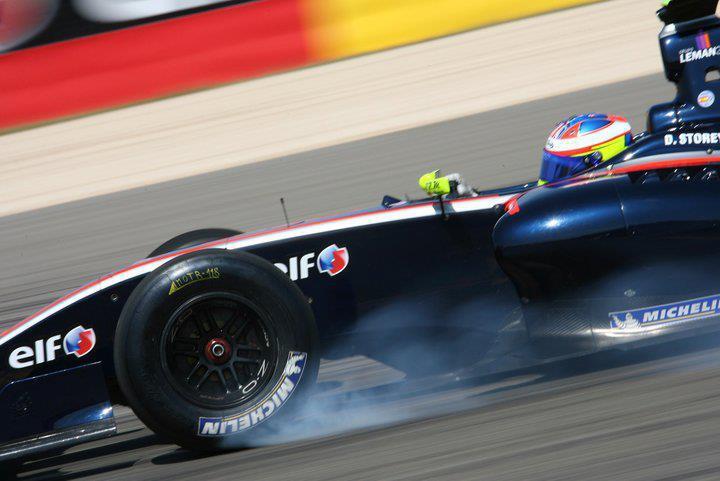 how to get motorsport sponsorship