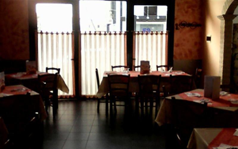 pizzeria posti a sedere