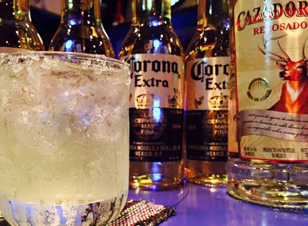 Tequila and Corona