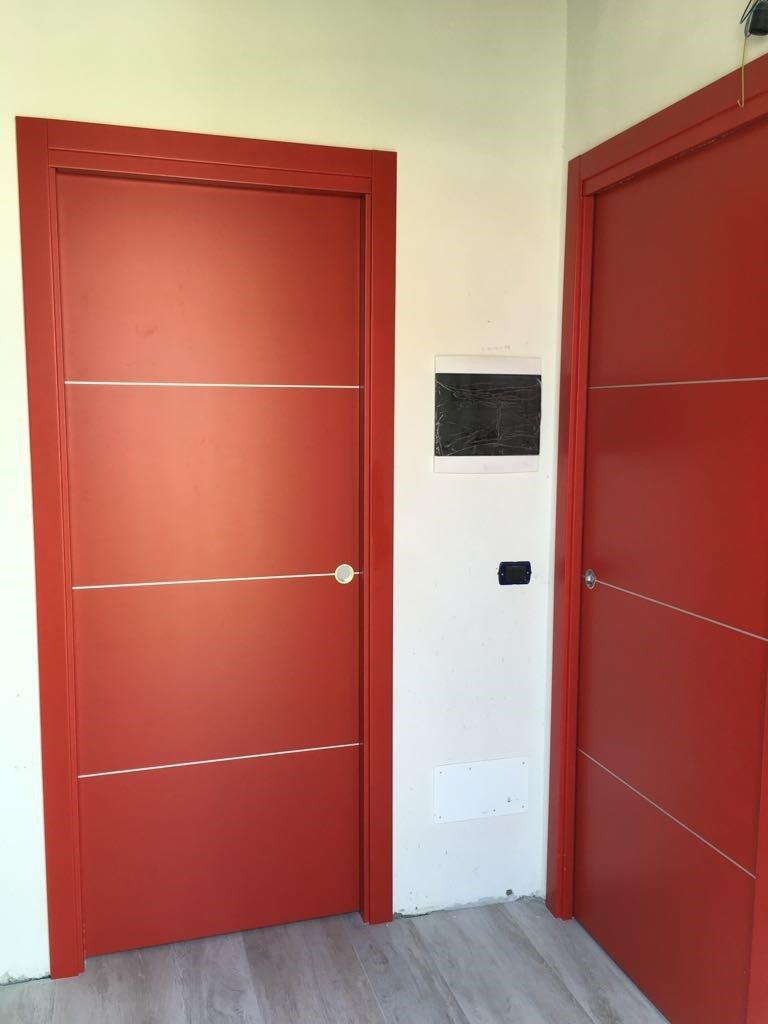 porte in legno massello - Modena - Falegnameria Grandi