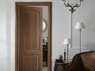 Porte in legno massello modena falegnameria grandi - Costo verniciatura porte interne ...