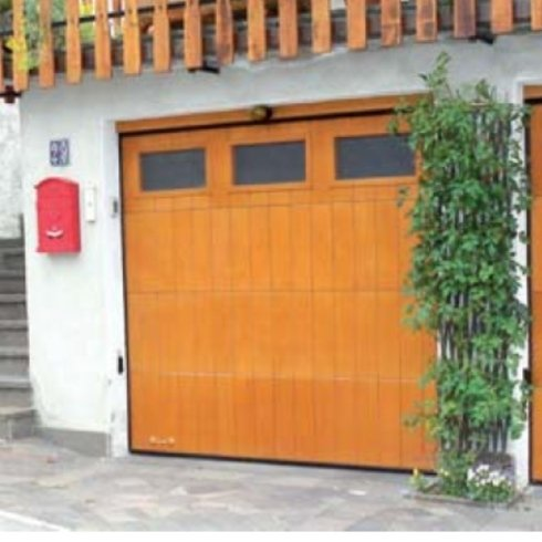 Portoni sezionali modena falegnameria grandi for Grandi pavimenti del garage