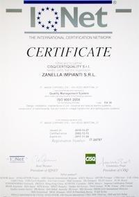 Certificazioni di idoneità