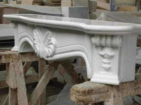 Piano in marmo