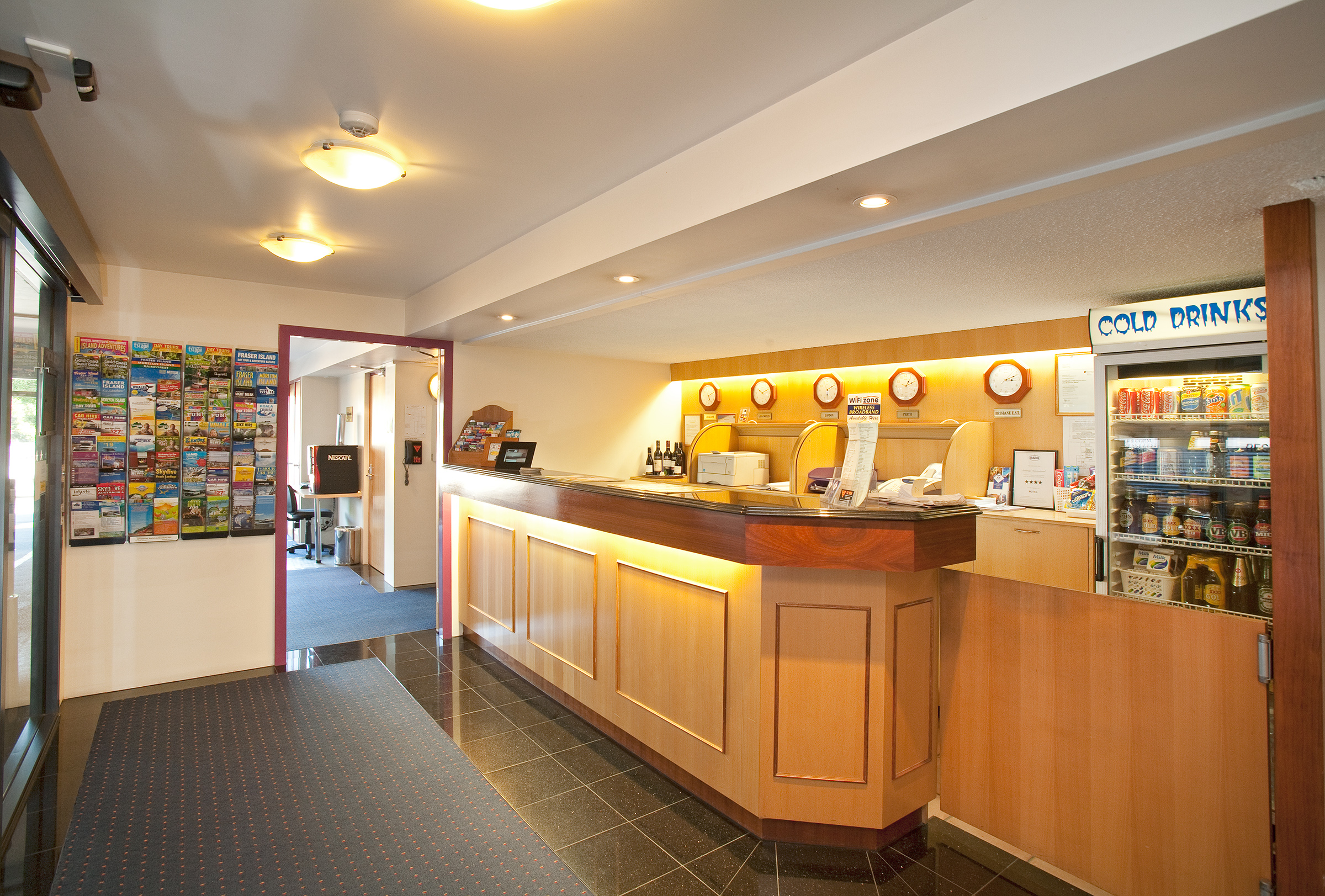 Airo Lodge Hotel in Brisbane
