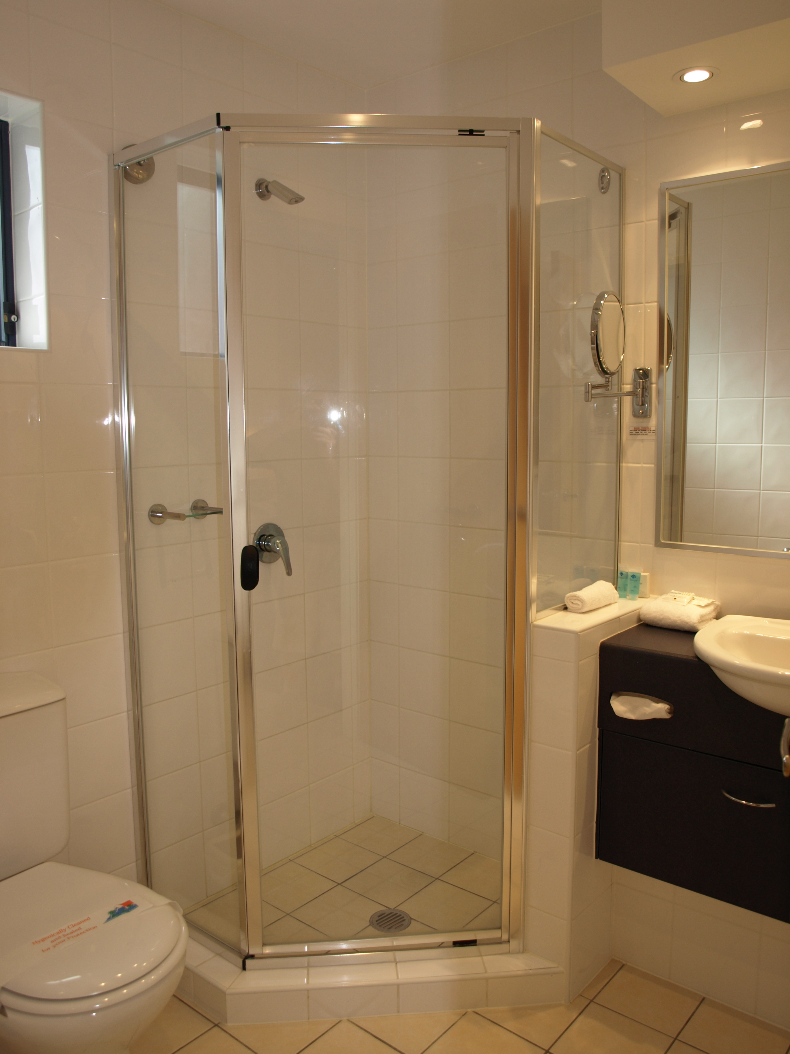 Nice Bathroom in Hotel