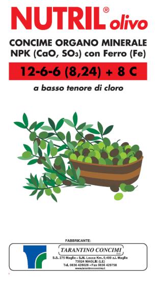 Nutril olivo