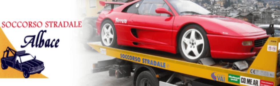 soccorso stradale Albace