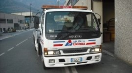 SOCCORSO STRADALE ALBACE - mezzi
