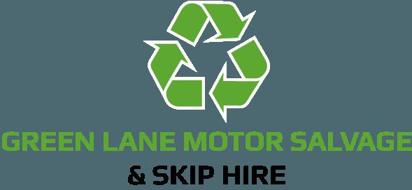 Green Lane Motor Salvage & Skip Hire logo
