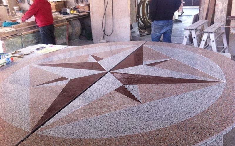 Realizzazione pavimenti in marmo